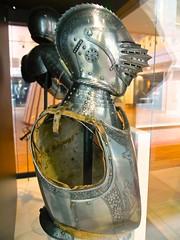 3-Piece Suit (Nanny Bean) Tags: armour cuirass gorget royalarmouriesleeds bellowsvisorhelmet