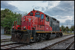 _JM13114 (saltley1212) Tags: orlando florida central 7033 gp9rm