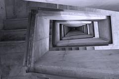 Malta; Valletta (drasphotography) Tags: bw white abstract black geometric monochrome gardens architecture stairs nikon monotone monochromatic malta minimal upper architektur and abstrakt valletta geometrisch schwarzweis barracca d7k drasphotography