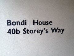 Bondi (staircase 62; Storey's Way 40B)
