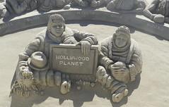 Esculturas de arena en la playa de Fuengirola Málaga 26 (Rafael Gomez - http://micamara.es) Tags: en españa beach de la spain sand esculturas playa andalucia arena malaga sculptures fuengirola málaga