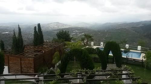 No parece mal alojamiento este del Cerro de Hijar ;-) #MediTB15