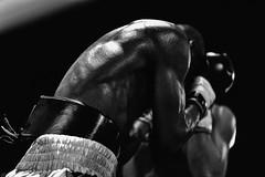 L'Athlte (johann walter bantz) Tags: sport 85mm boxing combat 93 boxe aubervilliers boxeanglaise nikond4s sirilmakaidi