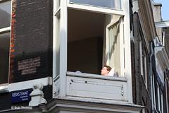 Rokjesdag in Amsterdam (Bobtom Foto) Tags: amsterdam martin zomer lente vondelpark bril rokjesdag