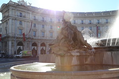 Roma (pineider) Tags: italy rome roma fountain naked europe italia euro topless rom