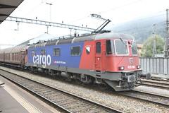 SBB Cargo 620 069-5 (jlovda) Tags: switzerland suisse swiss sbb cargo lok cff re66 erstfeld hagendorf