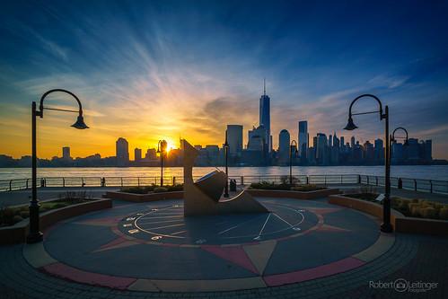 New York Sonnenuhr