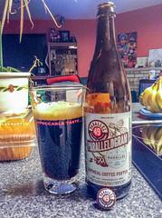 Beer Series (WarpFactorEnterprises) Tags: winter beer coffee dark craft oatmeal 49 series parallel porter parallelogram 2015