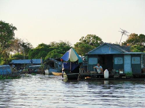 lac tonle sap - cambodge 2007 36