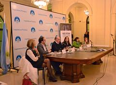 """Presentación del libro """"La iniciativa legislativa de la Defensoría del pueblo"""" 3-5-16"""
