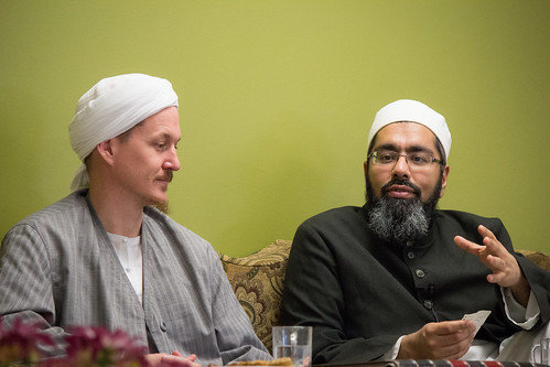 "Shaykh Yahya Rhodus at SeekersHub, Toronto and Seminar Series: Worship, Coffee and The Meaning of Life • <a style=""font-size:0.8em;"" href=""http://www.flickr.com/photos/88425658@N03/26746180972/"" target=""_blank"">View on Flickr</a>"