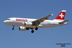 HB-IPX LMML 16-05-2016 (Burmarrad) Tags: cn swiss aircraft airline airbus registration 612 hbipx a319112 lmml 16052016