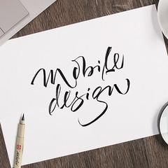 sketch (elena_alekseeva) Tags: sketch lettering calligraphy brushpen