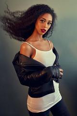 Grace (Robert Lipnicki) Tags: portrait test girl beauty naturallight grace oxygen curlyhair