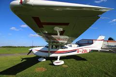 C182S (Fox Hotel Lima Photography) Tags: ireland irish flying cork aviation s mode cessna 182 in afta westonairport abbeyshrule c182s gzblt