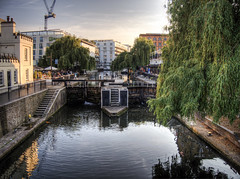 Camden Lock, London (neilalderney123) Tags: london water lock camden regentscanal 2016neilhoward 2016neilhoward