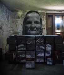 Ghosts of Ellis (George Corbin) Tags: nyc newyork abandoned hospital ellis ruin immigration immigrant ellisisland urbex georgecorbin