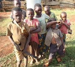 Children (My photos live here) Tags: africa canon eos tea fort farm plantation portal uganda 1000d