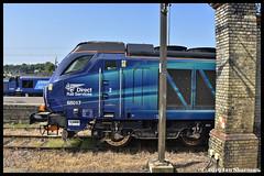 No 68017 Hornet 8th June 2016 Norwich (Ian Sharman 1963) Tags: station june train cat diesel no great engine rail railway loco trains class norwich locomotive hornet eastern railways 8th services direct 68 mainline 2016 drs geml 68017