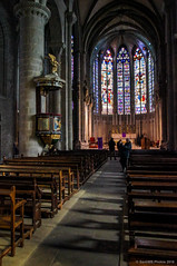 Fotos en silencio (SantiMB.Photos) Tags: 2blogger 2tumblr 2ig vidrieras stainedglasswindows iglesia church languedocroussillon sal18250 autumn geo:lat=4320525793 geo:lon=236297518 geotagged otoo carcassonne francia fra