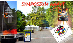 SYMPOSIUM AAAVT 2016 (Leelooart) Tags: art cover symposium artistes artiste terrebonne artsvisuels pagecouverture aaavt sodect
