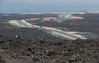 Lava Shimmer (Sea Moon) Tags: black hot volcano highway heat hawaiian volcanoes aa basalt pahoehoe schlieren heatwaves