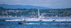 Gooooooo (MC Snapper78) Tags: sport landscape boats scotland riverclyde greenock racing esplanade jetski watersport inverclyde grandprixofthesea nikond3300 marilynconnor