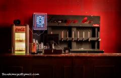 Q club bar (stevehimages) Tags: steve steveh stevehimages grandpas den birmingham 2016 wowzers higgins