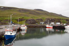 Across The Harbour (Alan1954) Tags: boats water habour iceland europe holiday 2016 platinumpeaceaward