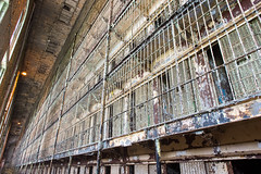 _IMG3595 (Drew's Arcade) Tags: ohio prision reformatory jail bars abandoned brooks was here shawshank redemption