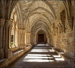 (2331) Reial Monestir de Santa Maria de Poblet (QuimG) Tags: monestirdepoblet interior tarragona monestir architecture arquitectura olympus quimg quimgranell joaquimgranell afcastell specialtouch obresdart