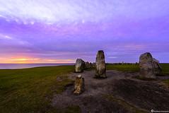 Ale stenar (AndreasNikon) Tags: winter sunset stone sweden ngc nikkor alestenar wideangel nikond600 goldstaraward skanecounty