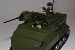 ARMY (kingkong21) Tags: building soldier army blocks apc