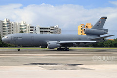 79-0434 (SJUAP) Tags: airplane puertorico aircraft aviation military usaf tanker kc10 sju extender tjsj