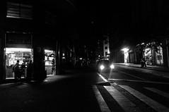 A Cidade que Nunca Dorme (luk92m) Tags: street city light cidade people bw white black luz brasil pessoas shadows gente sony sombra lucas sp rua f3 paulo so motta nex