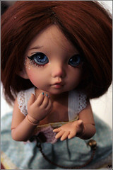 Paris Fashion Dolls Festival  Mars 2015 (BathorYume) Tags: bear paris rabbit doll teddy barbie plush bjd reborn toner pfdf