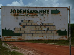 Jodensavanne Established in 1862