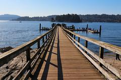 The pier (R. Sawdon Photography) Tags: park beach water picnic crabbing portmoody belcarraregionalpark rsawdonphotography