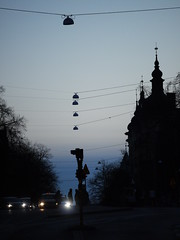 City silhouette, Odengatan (nilsw) Tags: siluett fotosondag fs150329