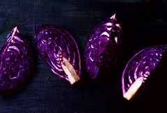the head of cabbage of red cabbage (Zoryanchik) Tags: red food color closeup healthy raw purple natural cut background violet vegetable fresh health vegetarian cabbage organic diet grocery agriculture nutrition ingredient