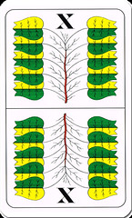 L-10 (Gerhard Palnstorfer) Tags: 6 laub unter 7 8 9 herz sechs sieben eichel könig acht ober 2015 schelle spielkarten neun as doppeldeutsche