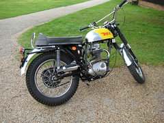 BSA 350CC VICTOR SPECIAL (claude.lacourarie) Tags: uk victor special bsa 350cc