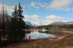 Middle Lake Bow valley park Alberta Canada (davebloggs007) Tags: park lake canada alberta valley bow middle