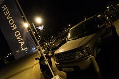 hipódromo de la Zarzuela - Land Rover 158