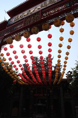 Lady Linshui Tempel