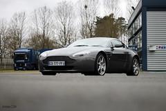 Aston Martin V8 Vantage (antoinecoin) Tags: auto sport martin mans le academy circuit v8 aston vantage supercars ffsa v8v