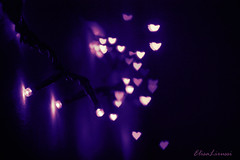 hearty lights (Elisa Lirussi) Tags: pink light urban detail cute art love beautiful beauty canon dark hearts eos 50mm lights photo glow foto shadows arte purple image artistic magic details carina violet rosa valentine ombre fairy dreamy luci dettagli lovely dots cuori viola cuore amore luce bellezza magico magia artistico oscuro immagine dettaglio hearty oscurit incanto 600d incantato fatato sognante