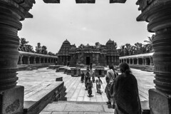 The way to God is by our selves. (ayashok photography) Tags: india architecture clouds asian temple nikon asia indian desi 400 mm karnataka 170 somnathpur bharat oldtemple f40 bharath desh barat cwc barath 11600 hoysalaarchitecture nikonstunninggallery ayashok nikond700 ƒ80 hoysalaempire chennaiweekendclickers ayashokphotography d700170350 ayp2040 ayp21981v2