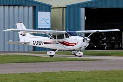 Skytrek Air Services - Cessna 172S Skyhawk SP G-CEWK @ Kemble (Shaun Grist) Tags: ga airport aircraft aviation small sp airline skyhawk prop cessna aeroplanes kemble 172s avgeek egbp gcewk cotswoldairport