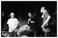 Otomo Yoshihide/Yasuhiro Yoshigashi/Hiroshi Yamazaki @ Shinjuku Pit Inn, Tokyo, 27th April 2016 (fabiolug) Tags: leica blackandwhite bw music monochrome 35mm drums tokyo blackwhite concert shinjuku guitar live gig livemusic performance rangefinder summicron improvisation trio pitinn improv monochrom biancoenero electricguitar leica35mm leicam 35mmsummicronasph otomoyoshihide leicasummicron summicron35mmf2asph  35mmf2summicronasph summicronm35mmf2asph mmonochrom leicammonochrom leicamonochrom shinjukupitinn yasuhiroyoshigashi hiroshiyamazaki